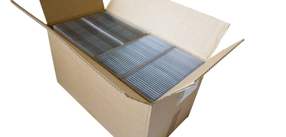 CD Duplication in England by West Coast Duplication Services